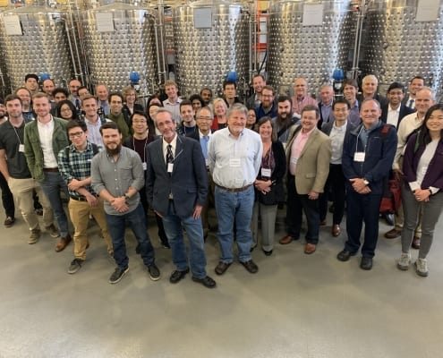 UC Davis Winery Tour - Y2 Spring Review